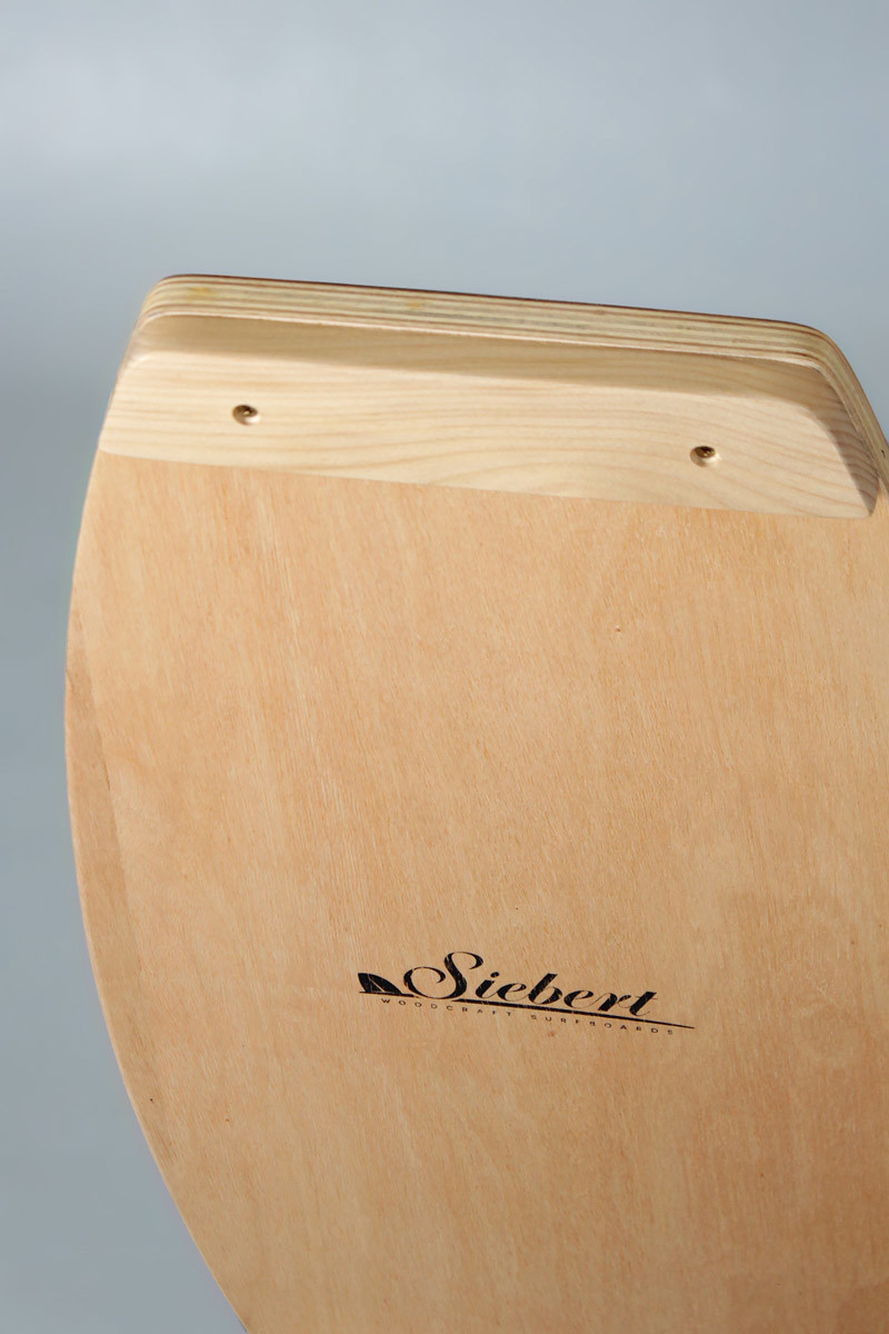 Balance Board Siebert Surfboards 01