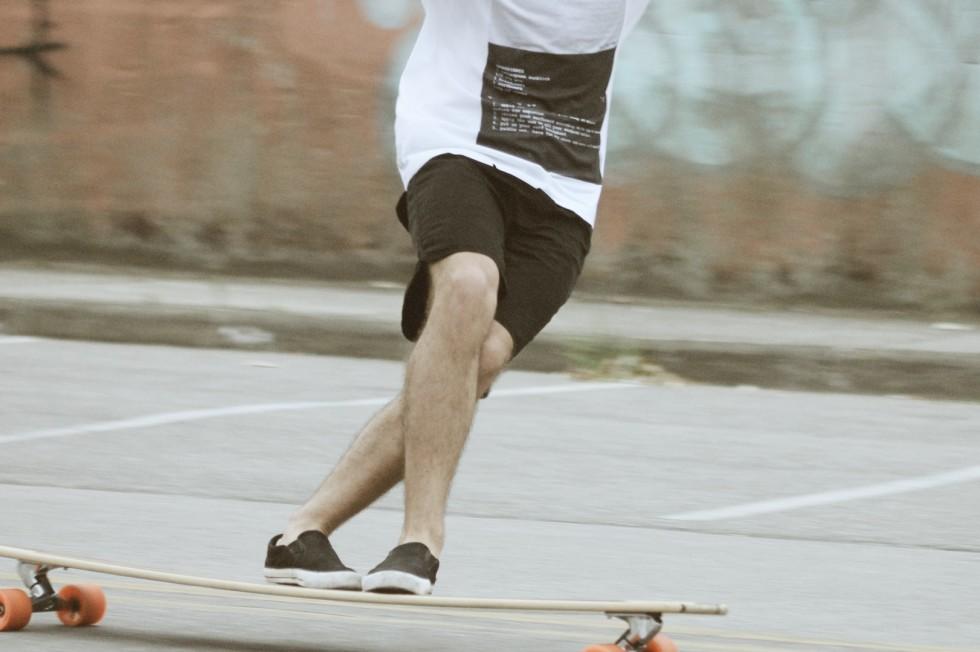 Fábio Siebert Skate Longboard 60