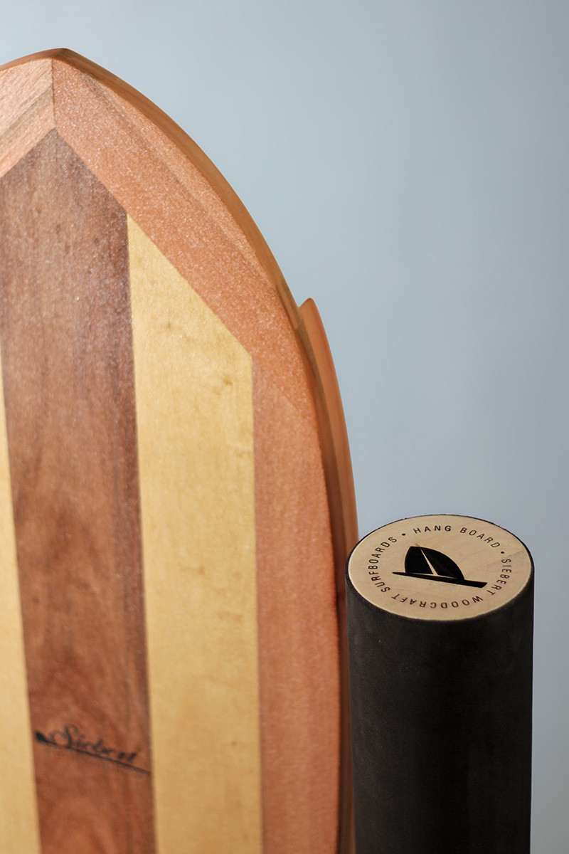 Hang Board Siebert Surfboards 03