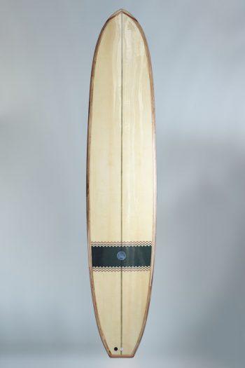 Longboard Noserider 9'7″ Wet & Wood