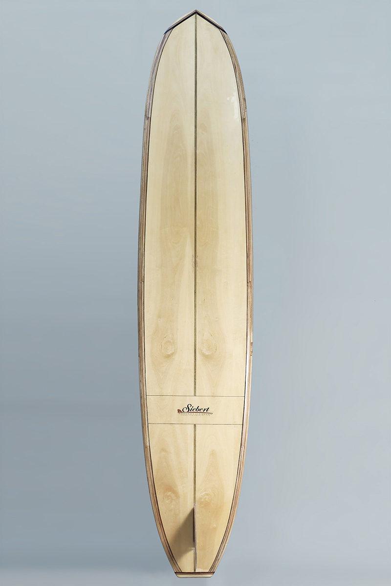 Longboard Noserider 95 Siebert Surfboards 02