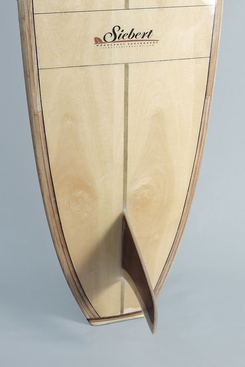 Longboard Noserider 95 Siebert Surfboards 04