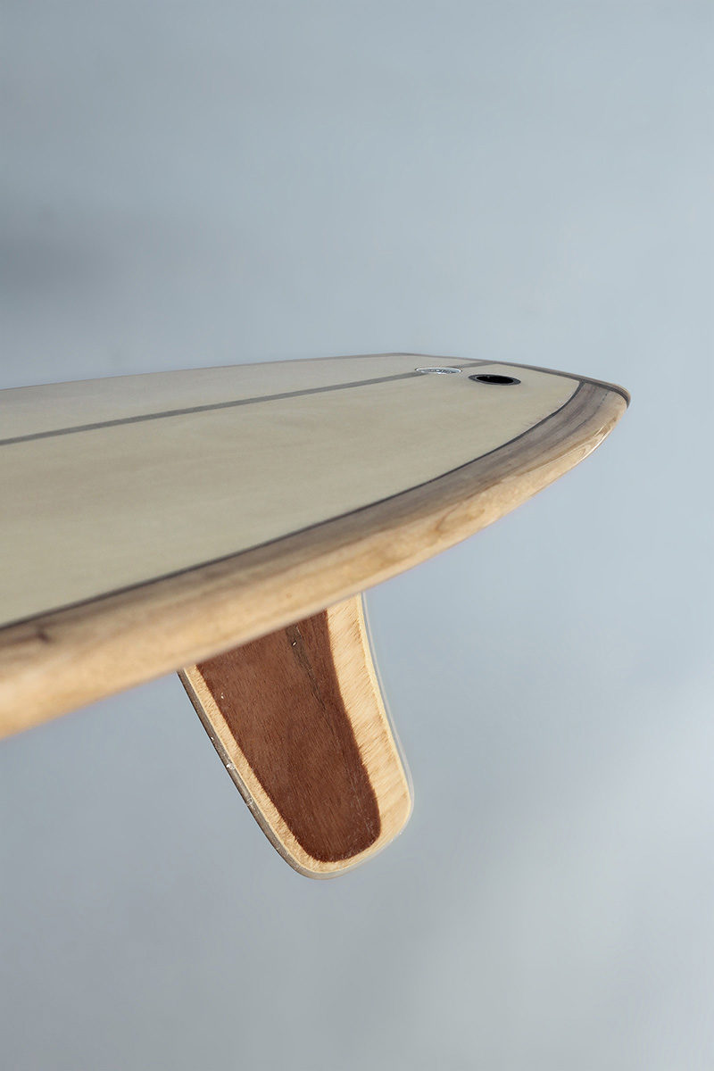Longboard Noserider 95 Siebert Surfboards 05