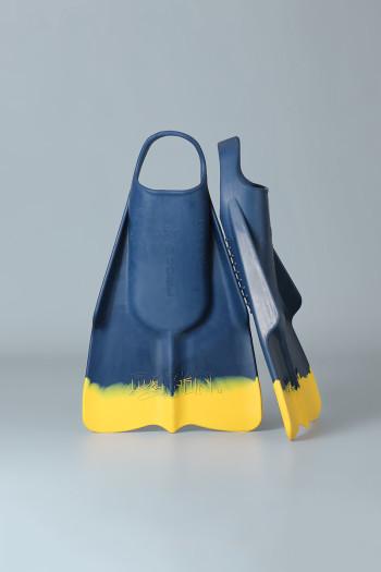 Nadadeira DaFiN (Azul/Amarelo)