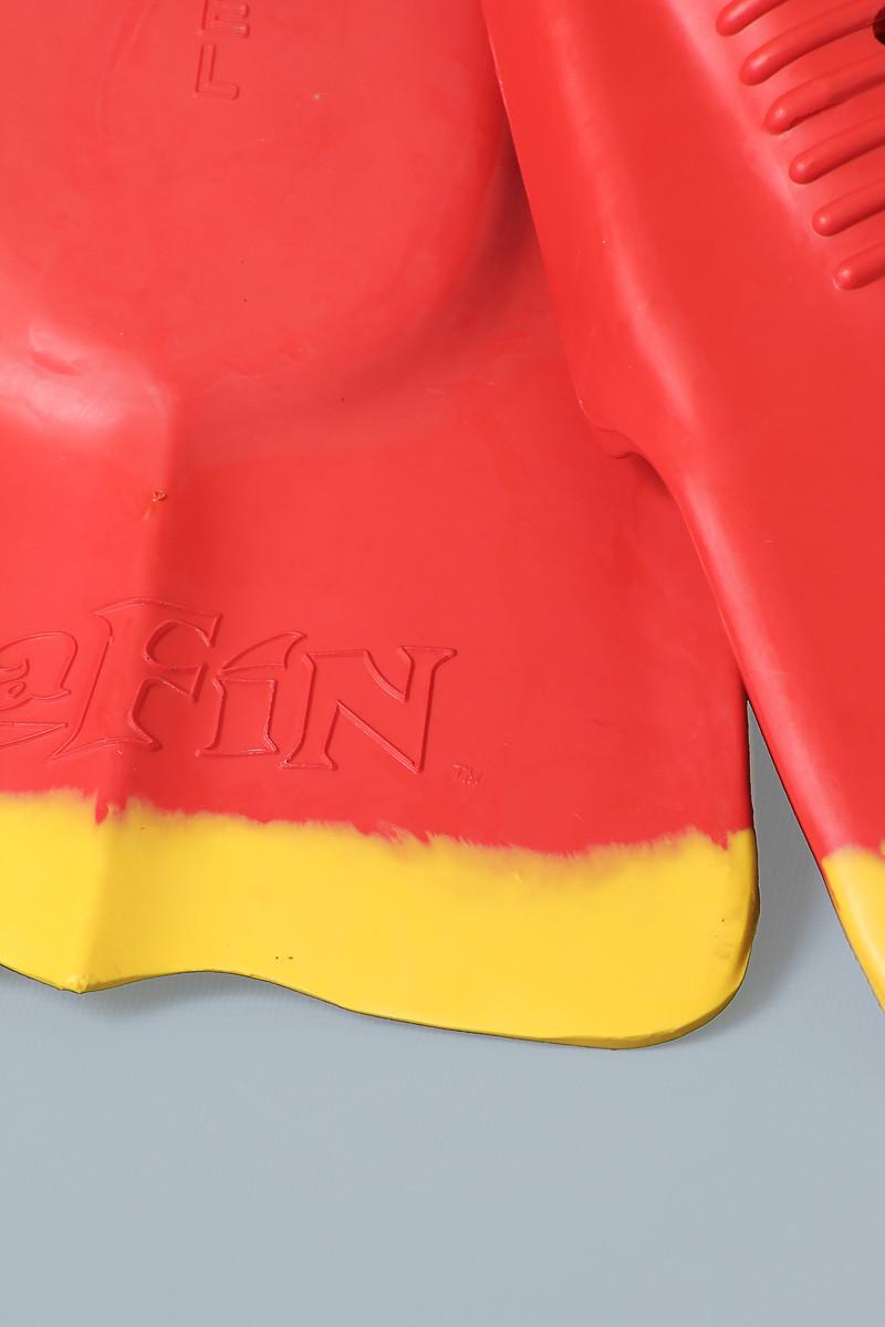 Nadadeira Dafin Vermelha Siebert Surfboards 03