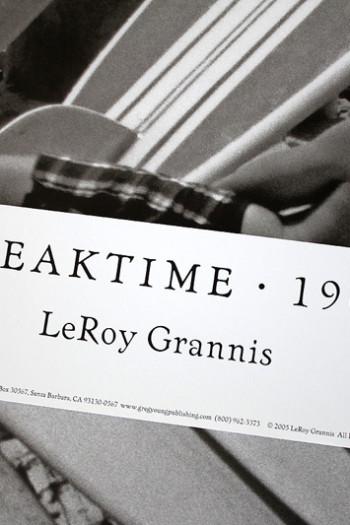 Poster Breaktime Leroy Grannis Siebert Surfboards 04
