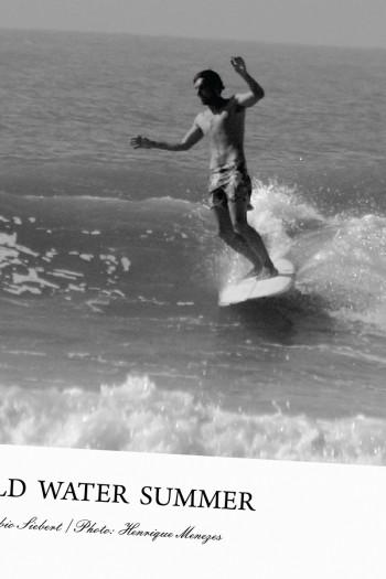 Poster Cold Summer Siebert Surfboards 04