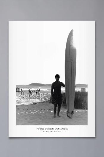 """Poster """"Pat Curren's Gun"""" (46×61)"""