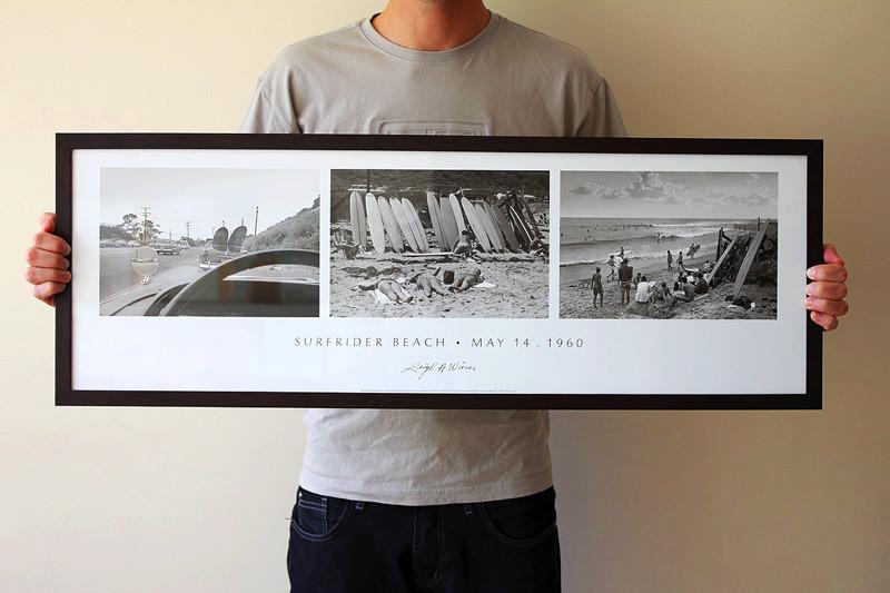 Poster Surfrider Beach Leigh Wiener Siebert Surfboards 03