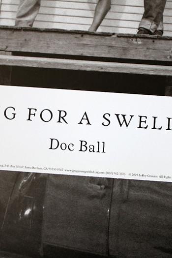 Poster Swell Doc Ball Siebert Surfboards 04