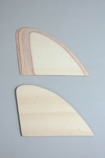 Quilha Keel Fish Creme Siebert Surfboards 02