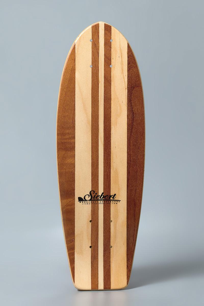 Shape Skate Slalom 22 Siebert Surfboards 02