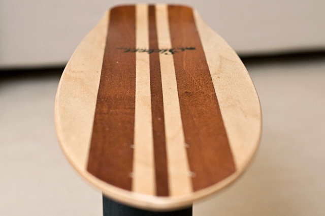 Shape Skate Slalom 22 Siebert Surfboards 05