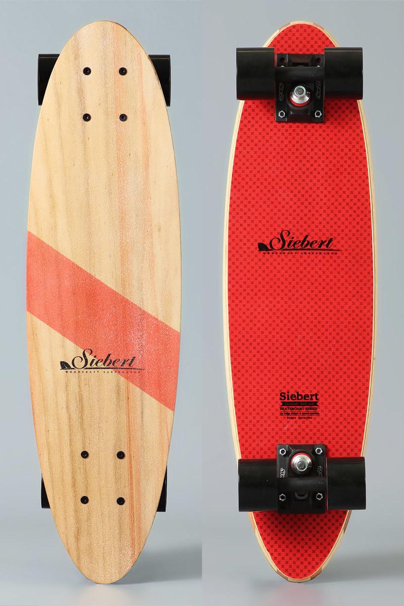 Skate Woody 26 Siebert Surfboards 02