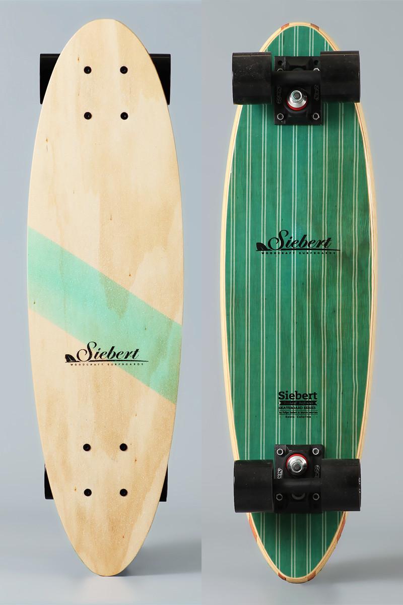 Skate Woody 26 Siebert Surfboards 03