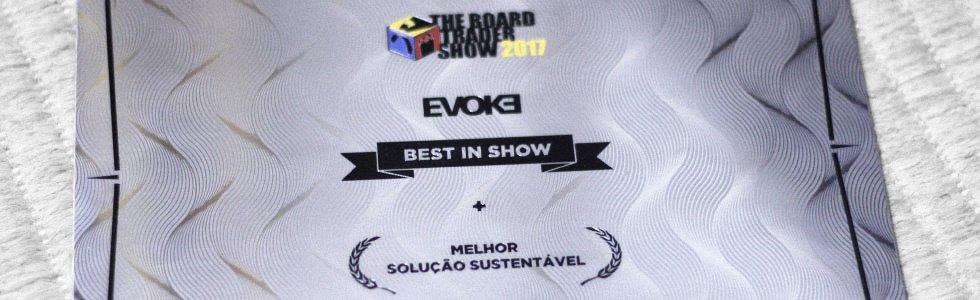 Prêmio de Melhor Solução Sustentável / The Board Trader Show