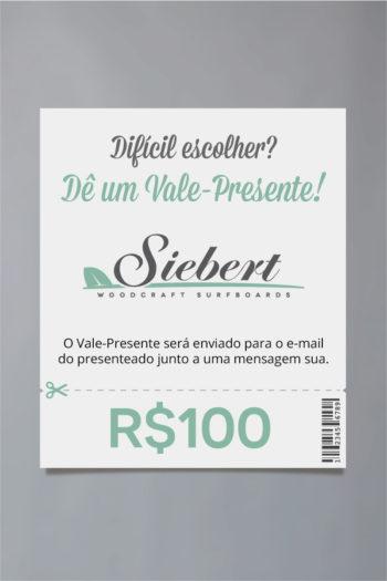 Vale-Presente De R$100