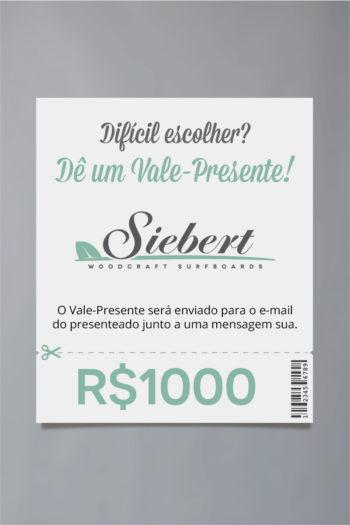 Vale-Presente De R$1000